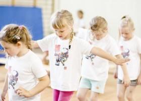 Baumit funduje zajęcia ruchowe dla dzieci