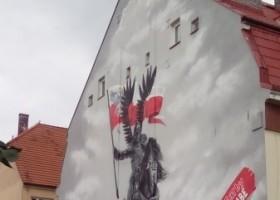 Akcja muralowa KABE – mural w Koninie
