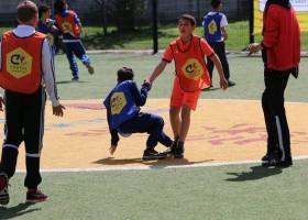 Farby AkzoNobel dla boiska Fundacji Cruijffa w Brazylii