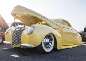 PPG i zwycięskie samochody na Shades of the Past