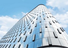Fasada z farbami PPG nagrodzona przez architektów
