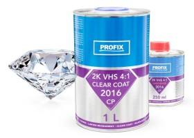 Nowy lakier Profix – przejrzysty jak kryształ