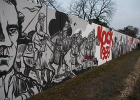 Legionowo – największy mural historyczny odsłonięty!