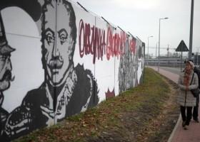 Największy mural historyczny w Europie