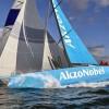 Drużyna AkzoNobel trenuje przed Volvo Ocean Race