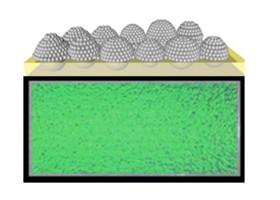 Kolorowe i bardziej efektywne powłoki odblaskowe