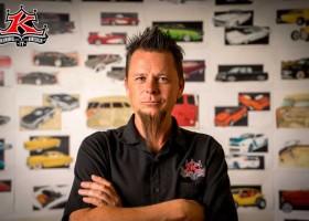 Gwiazda TV Dave Kindig tworzy linię lakierów AkzoNobel