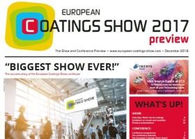 European Coatings Show 2017 – praktyczny przewodnik