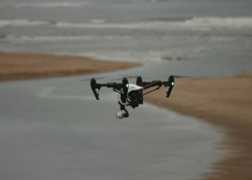 Drony do inspekcji na morzu – projekt AkzoNobel