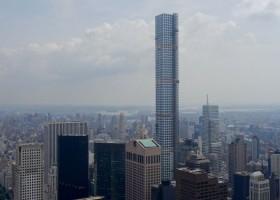Farby Duranar na najwyższym budynku mieszkalnym