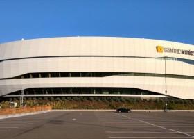 Centre Vidéotron – śnieżna zaspa z farbami PPG