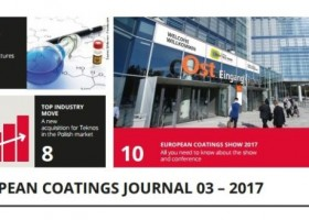 "Marcowy ""European Coatings Journal"" i ECS 2017"