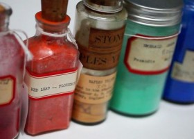 Muzeum pigmentów – Forbes Pigment Collection