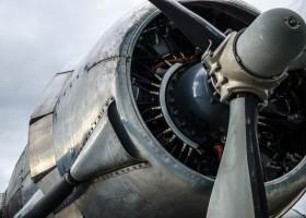 Cold-spray do naprawy części samolotów