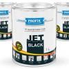 Niezwykła czerń lakieru JetBlack