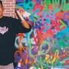 Graffiti babcie w akcji