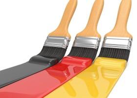 Niemiecki rynek farb w liczbach