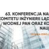 Sika sponsorem konferencji budowlanej PAN