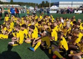 Borussia Dortmund świętuje 10 lat współpracy z Evonik