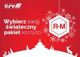 Grupa CSV rozdaje świąteczne prezenty