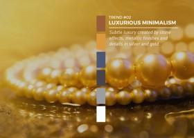Luxurious Minimalism – kolejny trend w palecie ICA