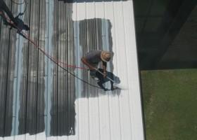 Silikonowe farby dachowe rosną w siłę