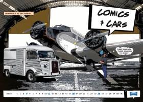 Kalendarz Standox 2018 – od bohatera do gangstera