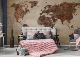 Fototapeta zamiast malowania ścian – czy warto się na to zdecydować?
