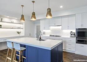 Niebieska kuchnia – dlaczego warto?