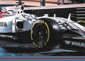 PPG i Williams Martini Racing – 15 lat razem