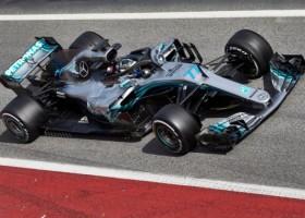 Mercedes-AMG Petronas – sezon 2018 znów z Axaltą