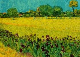 Van Gogh i lakiery samochodowe