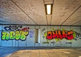 Nowa, silikonowa powłoka anty-graffiti