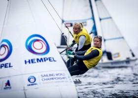 Rozpoczęły się Hempel Sailing World Championships
