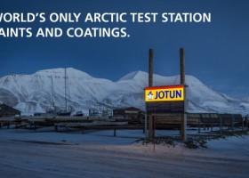 Stacja testowa Jotun w mroźnej Arktyce
