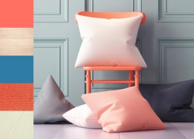 Kolor Roku 2019 Pantone w palecie ICA