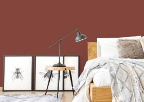 Ciepły i egzotyczny – Kolor Roku 2019 Dunn-Edwards