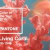 Kolekcja BASF inspirowana Kolorem Roku 2019 Pantone