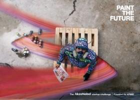 """""""Paint the Future"""" najlepsze start-upy podpisały umowy z AkzoNobel"""