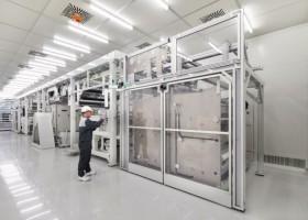 Powłoki cienkowarstwowe BASF aplikowane w Münster