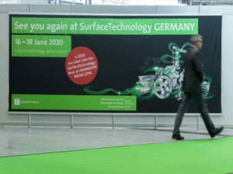 Co nowego na SurfaceTechnology GERMANY 2020?