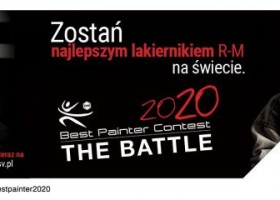 Konkurs na Najlepszego Lakiernika R-M – zgłoś się!