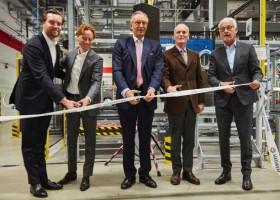 Siegwerk otwiera nową fabrykę tuszów