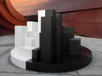 Najzimniejsza biel chłodzi budynki i podbija muzea