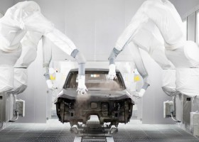 Producenci OEM modernizują europejskie lakiernie