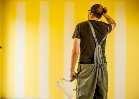 Teraz to roboty pomalują nasze ściany?