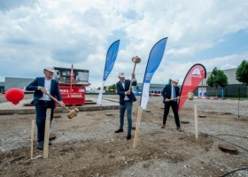Axalta ruszyła z budową nowego ośrodka w Holandii