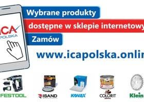 ICA Polska zaprasza do sklepu internetowego