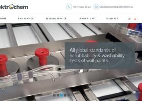 Nowa strona internetowa laboratorium Spektrochem