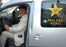 Nagroda dla zwycięzcy Malarz Roku 2011 wręczona!